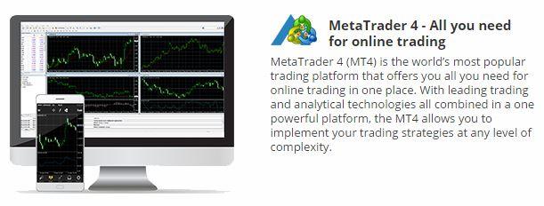 AvaTrade Metatrader