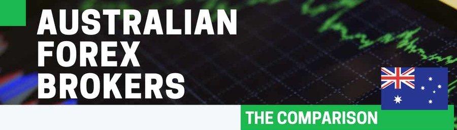 The comparison: Australian forex brokers