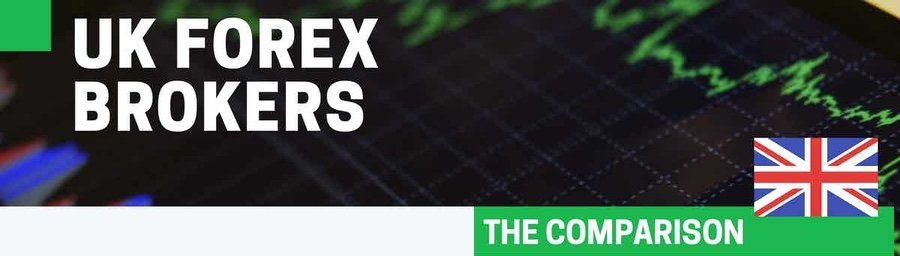 The comparison: UK forex brokers