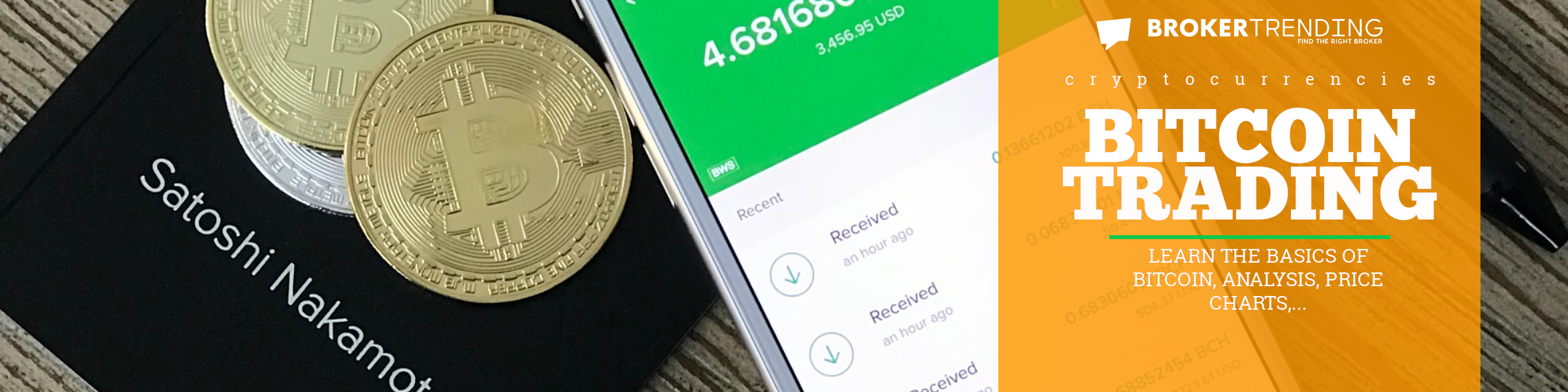 Bitcoin Trading Guide by BrokerTrending