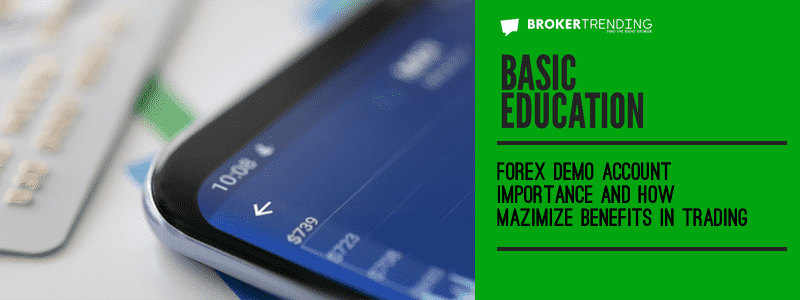 Article of Basic education: Forex demo account