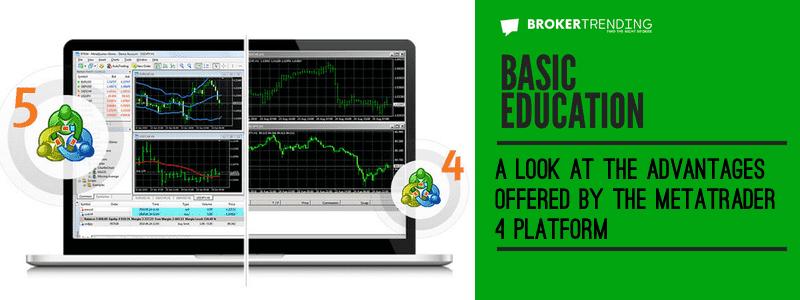 Article of basic trading education: MT4 Platform