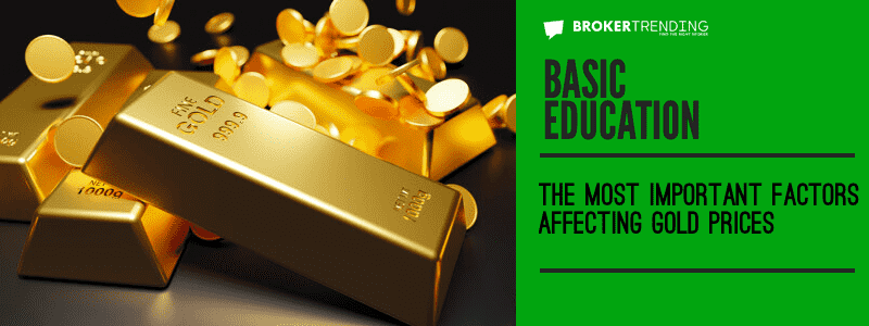 Article education: Gold prices