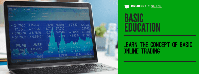 Education article: Learn the basics of online trading